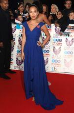 MYLEENE KLASS at Pride of Britain Awards 2017 in London 10/30/2017