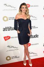 NADINE COYLE at Attitude Magazine Awards in London 10/12/2017
