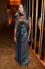 NAOMI CAMPBELL at V Magazine Dinner in Honor of Karl Lagerfeld in New York 10/23/2017