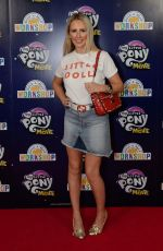 NAOMI ISTED at My Little Pony The Movie Premiere in London 10/15/2017