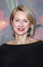 NAOMI WATTS at Take Home a Nude Annual Auction and Dinner in New York 10/11/2017