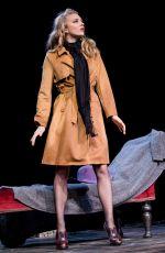 NATALIE DORMER as Vanda Jordan at Venus in Fur Photocall in London 10/12/2017