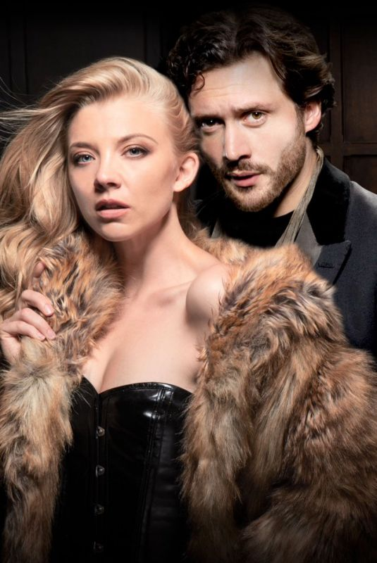 NATALIE DORMER for Venus in Fur Promos