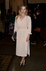 NELL HUDSON at Venus in Fur After-party in London 10/17/2017