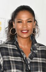 NIA LONG at 28th Annual A Time for Heroes Family Festival in Culver City 10/29/2017