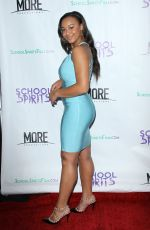 NIA SIOUX at School Spirits Premiere in Los Angeles 10/06/2017