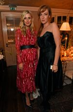 NICKY HILTON and WHITNEY WOLFE Host a Private Dinner to Celebrate Launch of Bumble Bizz 10/25/2017