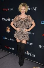 NICKY WHELAN at Tragedy Girls Premiere at Screamfest Horror Film Festival in Los Angeles 10/15/2017