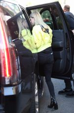 NICOLA PELTZ Out for Lunch at Judi