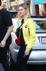 NICOLA PELTZ Out in Beverly Hills 10/17/2017