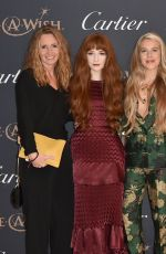 NICOLA ROBERTS at Art of Wishes Gala Dinner 02/10/2017