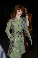 NICOLA ROBERTS at Great Eight Guacamoles Launch Party in London 10/11/2017