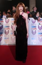 NICOLA ROBERTS at Pride of Britain Awards 2017 in London 10/30/2017
