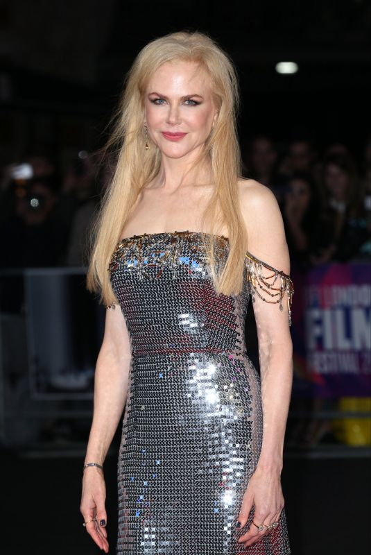 NICOLE KIDMAN at Killing of a Sacred Deer Premiere at 61st BFI London Film Festival 10/12/2017