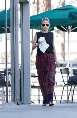 NICOLE RICHIE Out and About in Los Angeles 10/16/2017