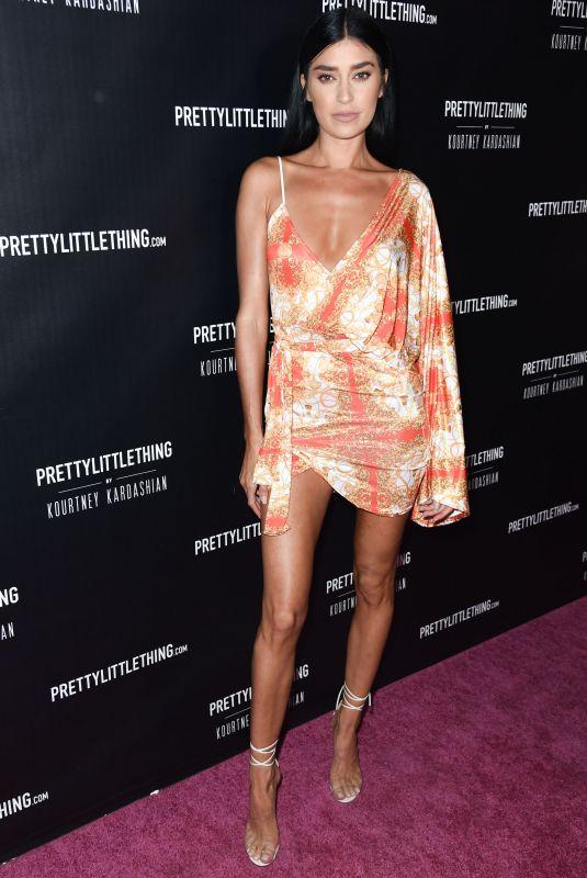 NICOLE WILLIAMS at Prettylittlething by Kourtney Kardashian Launch in Los Angeles 10/25/201