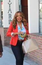 NIECY NASH at Cafe Gratitude in Beverly Hills 10/13/2017