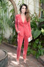 NIKKI REED at Cfda/Vogue Fashion Fund Show and Tea in Los Angeles 10/25/2017