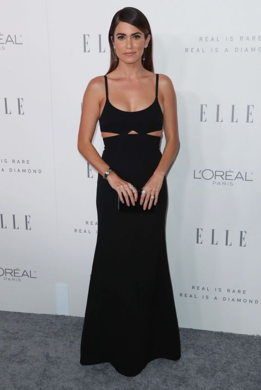 NIKKI REED at Elle Women in Hollywood Awards in Los Angeles 10/16/2017