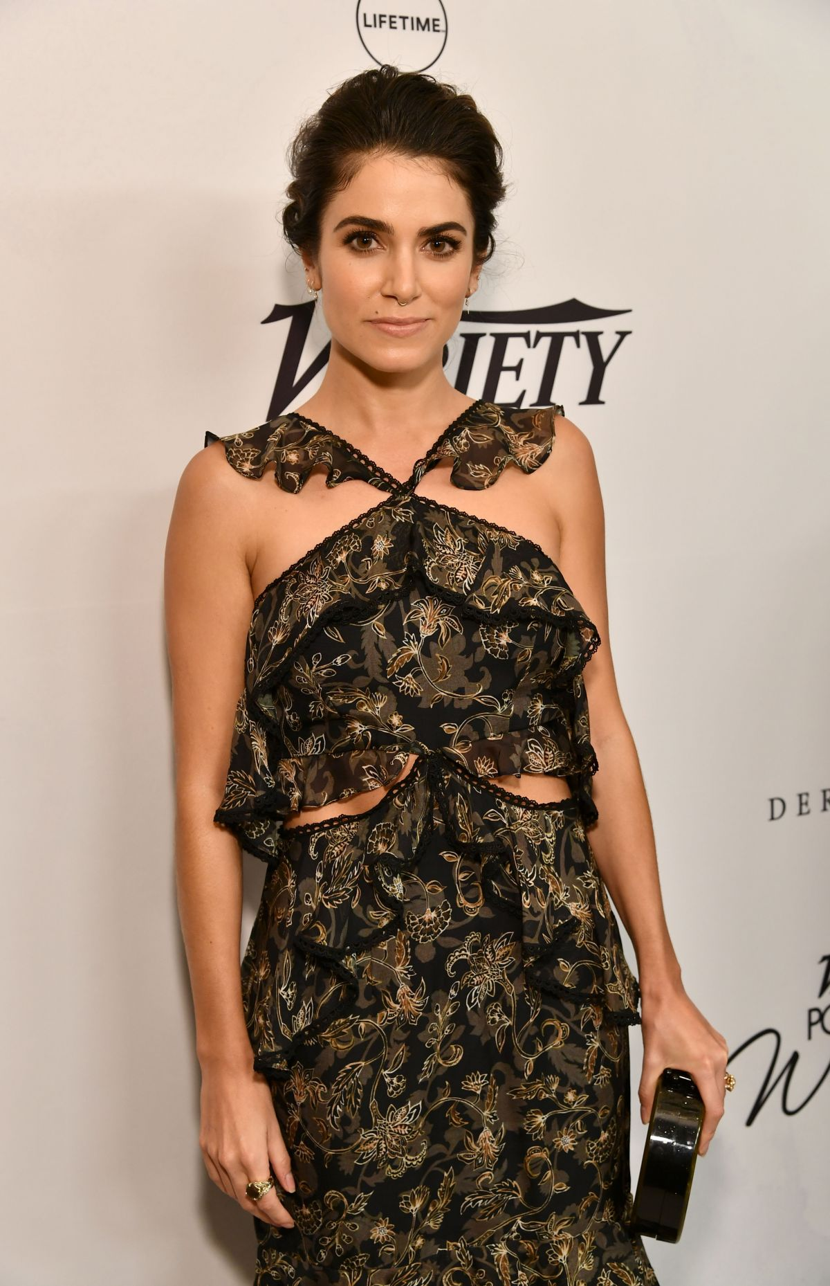 Nikki Reed At Variety Power Of Women Luncheon In Beverly