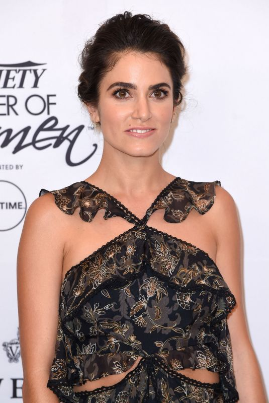 NIKKI REED at Variety Power of Women Luncheon in Beverly Hills 10/13/2017
