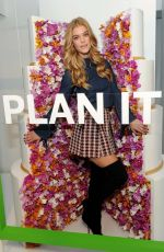 NINA AGDAL at Pay It, Plan It American Axpress Launch in New York 10/03/2017