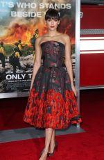 NINA DOBREV at Only the Brave Premiere in Westwood 10/08/2017
