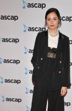 NINA NESBITT at Ascap Awards in London 10/16/2017
