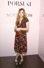 ODESSA YOUNG at Pop & Suki x Nordstrom Dinner in Los Angeles 10/12/2017