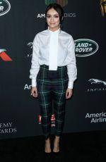 OLIVA COOKE at Bafta Los Angeles Britannia Awards in Los Angeles 10/27/2017