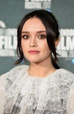 OLIVIA COOKE at Thoroughbreds Premiere at 61st BFI London Film Festival 10/09/2017
