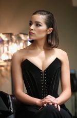 OLIVIA CULPO at 2017 Women in Power Benefit in New York 10/18/2017