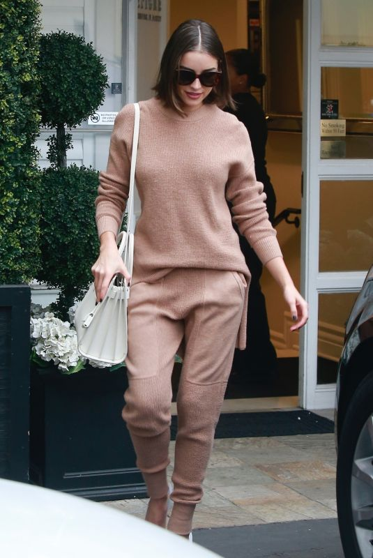 OLIVIA CULPO at Epione in Beverly Hills 10/30/2017