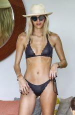 OLIVIA CULPO, DEVON WINDSOR, DANIELE BRAGA in Bikinis on the Set of a Photoshoot in Miami 10/20/2017