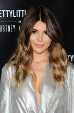 OLIVIA JADE at Prettylittlething by Kourtney Kardashian Launch in Los Angeles 10/25/2017
