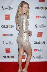 OLIVIA JORDAN at Glsen Respect Awards in Los Angeles 10/20/2017