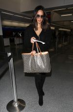 OLIVIA MUNN at LAX Airport in Los Angeles 10/10/2017
