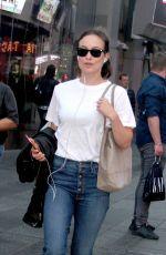 OLIVIA WILDE Heading to Broadway in New York 10/04/2017