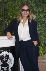 ORNELLA MUTI at Sirene Photocall in Rome 10/24/2017