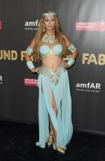 PARIS HILTON at 2017 Amfar Fabulous Fund Fair in New York 10/28/2017