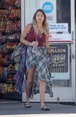 PARIS JACKSON at a Gas Station in Los Angeles 10/06/2017