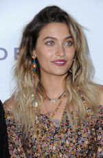 PARIS JACKSON at Elizabeth Taylor Aids Foundation and mothers2mothers Benefit Dinner in Los Angeles 10/24/207