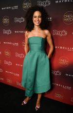 PARISA FITZ-HENLEY at People's Ones to Watch Party in Los Angeles 10/04/2017
