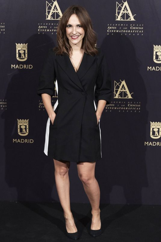 PAULA ORTIZ at Academy of Motion Picture Arts and Sciences Photocall in Madrid 10/09/2017