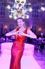 PETRA NEMCOVA at Happy Hearts Fund Gala Dinner in Prague 10/20/2017