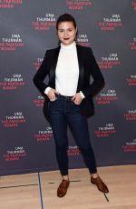 PHILLIPA SOO at The Parisian Woman Broadway Photocall in New York 10/18/2017