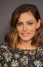 PHOEBE TONKIN at 2017 Instyle Awards in Los Angeles 10/23/2017