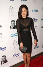 PILAR HOLLAND at 3rd Annual Carney Awards in Los Angeles 10/29/2017