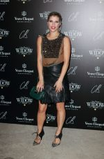 PIPS TAYLOR at Veuve Clicquot Widow Series VIP Launch Party in London 10/19/2017