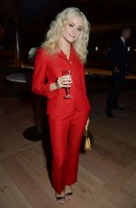 PIXIE LOTT at Bloomberg New European Headquarters VIP Dinner in London 10/24/2017